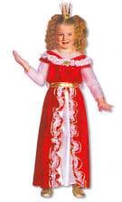 Princess Rose Red Costume