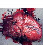 Pudding mold heart