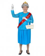 Queen Elizabeth Männerkostüm