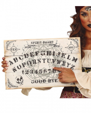 Ouija Witch Board As Costume Accessory & Decoration