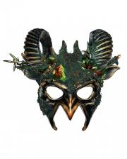 Rachegott der Natur Maske