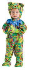 Rainbow Bear Toddlers Costume