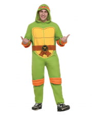 Michelangelo jumpsuit with hood