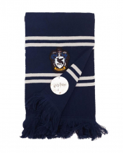 Ravenclaw Blue-White Scarf - Harry Potter
