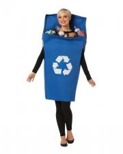 Recycling Tonne Kostüm