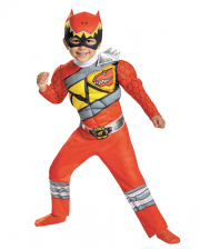 Red Power Ranger Dino Charge Toddler Costume