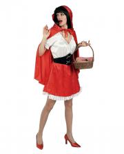 Reizendes Rotkäppchen Kostüm