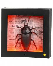 Halloween 10 Glow in the dark cockroaches