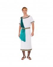 Roman Emperor Toga Costume For Men