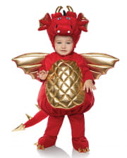 Red Dragon Infant Costume