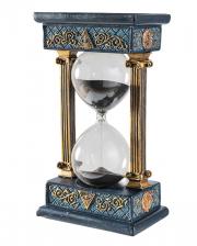 Pillars Of Time - Freemason Hourglass 18cm