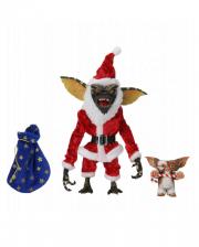 Santa Stripe & Gizmo Action Figuren 2er-Set