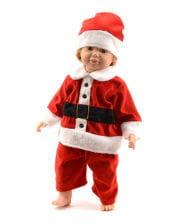 Santa Babykostüm