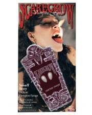 Scarecrow Lady Fangs Vampir Eckzähne