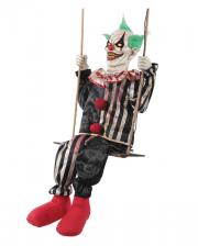 Rocking Horror Clown Chuckles Animatronic