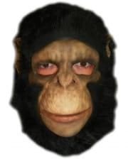 Schimpansen Maske