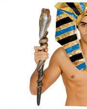 Ägyptisches Schlangenzepter 60 cm