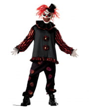 Schlitzer The Clown Costume