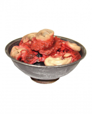 Bowl With Bloody Ears