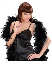 Black Feather Boa 180 Cm