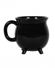 Black Witch Cauldron Mug