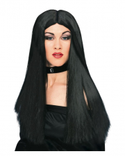 Classic Witch Wig Black