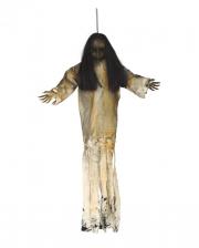 Schwarze Puppe Hänge Figur 90 cm