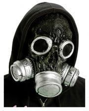Zombie Gas Mask Black