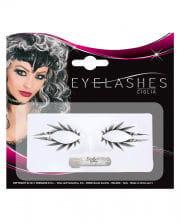 Black Rhinestone Eyelashes