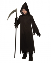 Black Hooded Ghost Child Costume