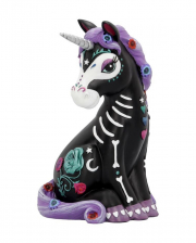 Black Sugarcorn Unicorn 22cm