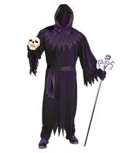 Black Phantom Costume XL