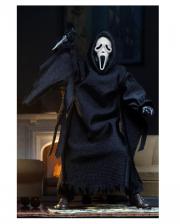 Scream: Ghostface 20cm Bekleidete Action Figur