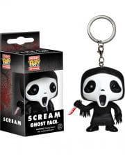Scream Key Chain Pocket POP
