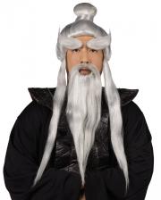 Sensei Wig With Beard