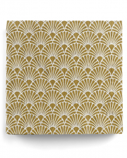 Servietten Elegance Art Deco Gold 15 St.