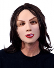 Sexy Brunette Mask