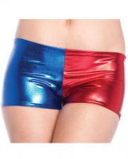 Sexy Harlequin Shorts
