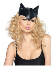 Catmask in leather style
