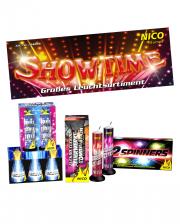 Showtime Feuerwerk Leuchtsortiment