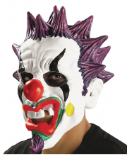 Sicko Clown Horror Mask