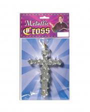 Monk Cross Silver