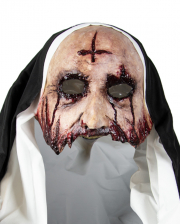 Silent Nun Horror Mask