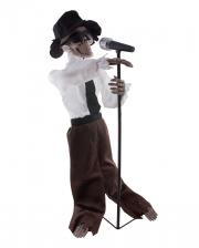 Singendes Skelett mit Ton & Bewegung 95cm