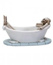 Skeleton In The Bathtub