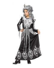Skeleton Queen Childrens Costume