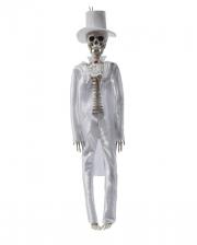 Skelettbräutigam Hängefigur 42cm