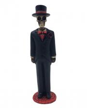 Skeleton Groom 17 Cm
