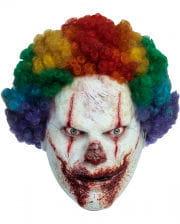 Slaughterhouse Clown Mask