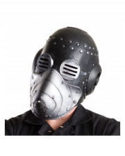 Slipknot gas mask Sid
